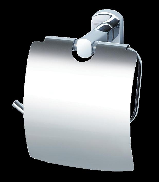 Držák toaletního papíru Optima Cube Way chrom SPI25